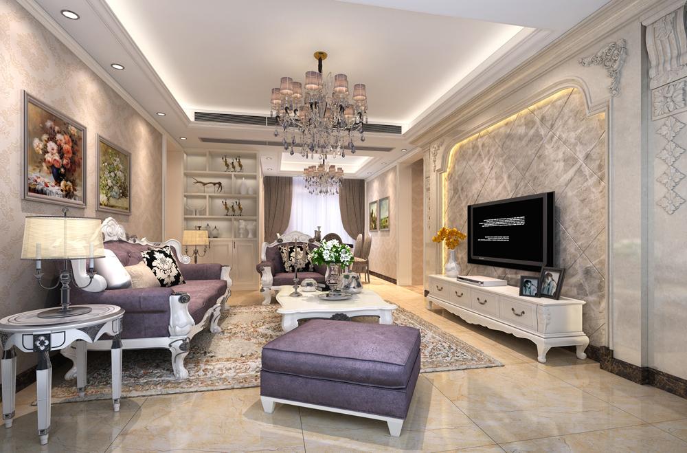 媳妇花13万元就把121.26平米的房子装修好了,大家觉得怎么样?-金地龙城中央装修