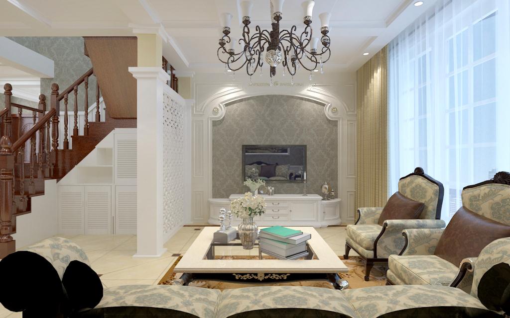 388平米的房子这样装修面积大了1倍,装修只花62万元!-金辉城江城著装修
