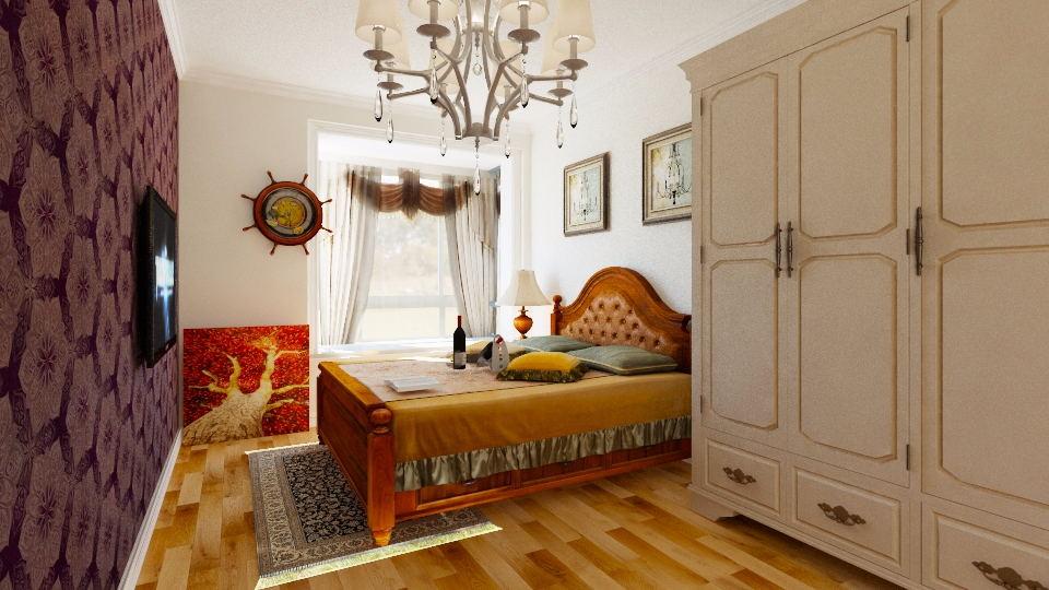 44.32平米的现代简约风格,原来一居室还可以这样装修!-欧园北欧印象装修