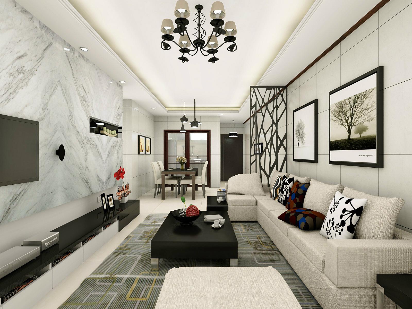 103平米的房子这样装修面积大了1倍,装修只花12万元!-海伦堡·海伦春天装修