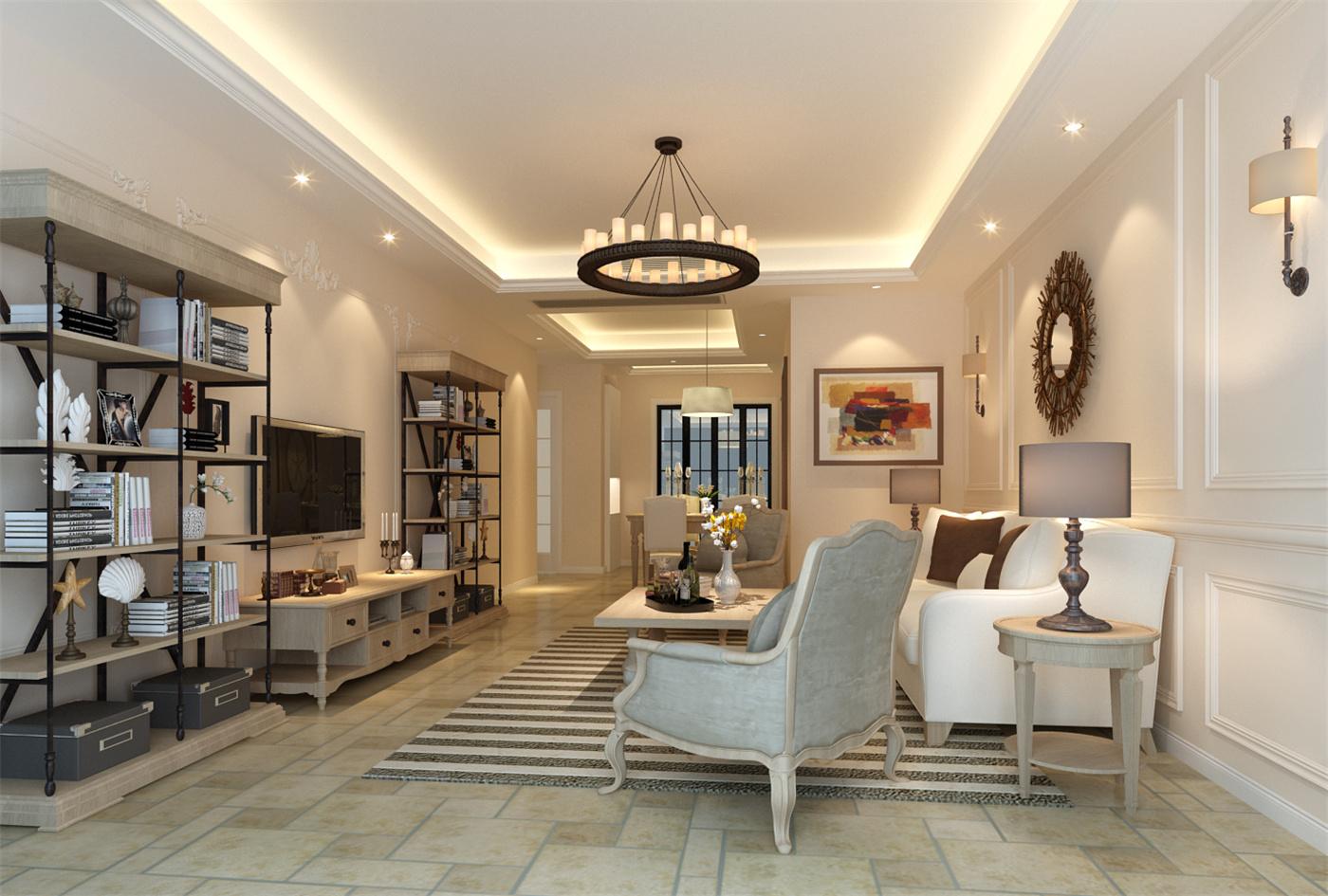 我家装修的136平米现代简约风格,全包花了18万元,值不值?-保利御樽苑装修