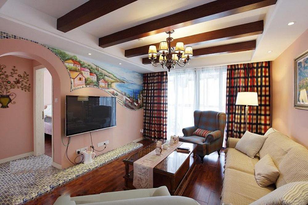半包13万装修138平米的房子,效果终于出来了!-龙湖春江郦城装修