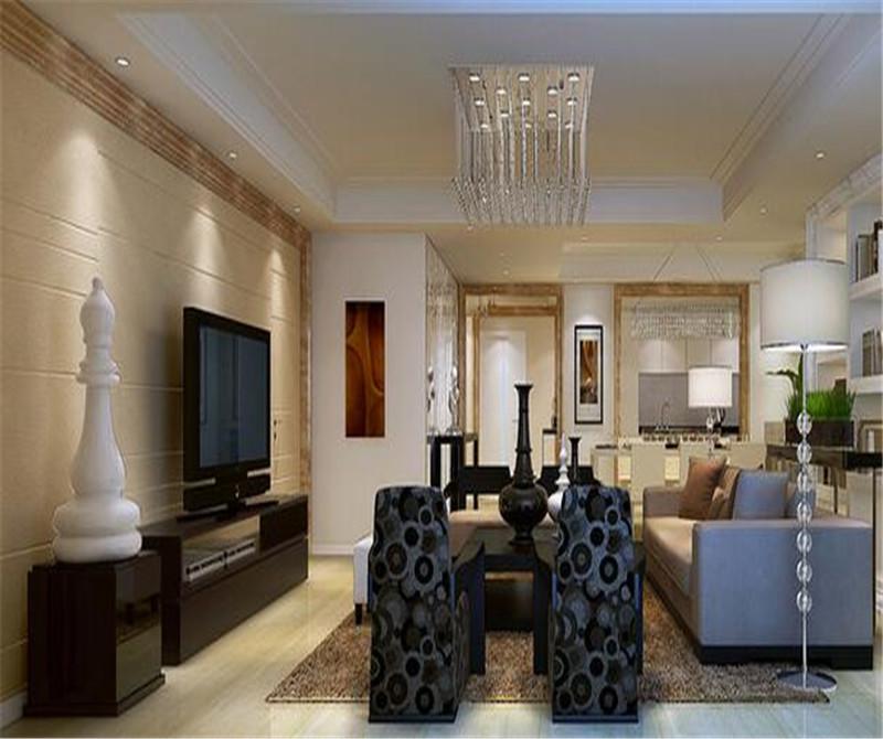 85.24平米的房这样装修好看100倍,现代简约风格惊艳众人!-温莎大道装修
