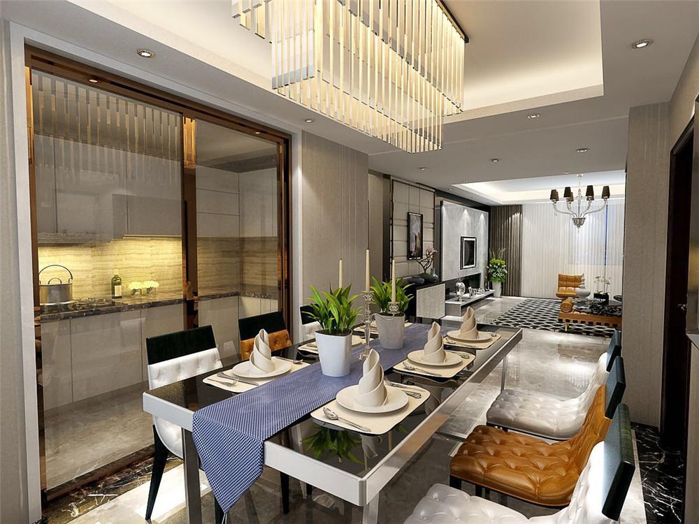 135平米的房这样装修,空间大了1倍,装修只花了5万!-云锦世家装修