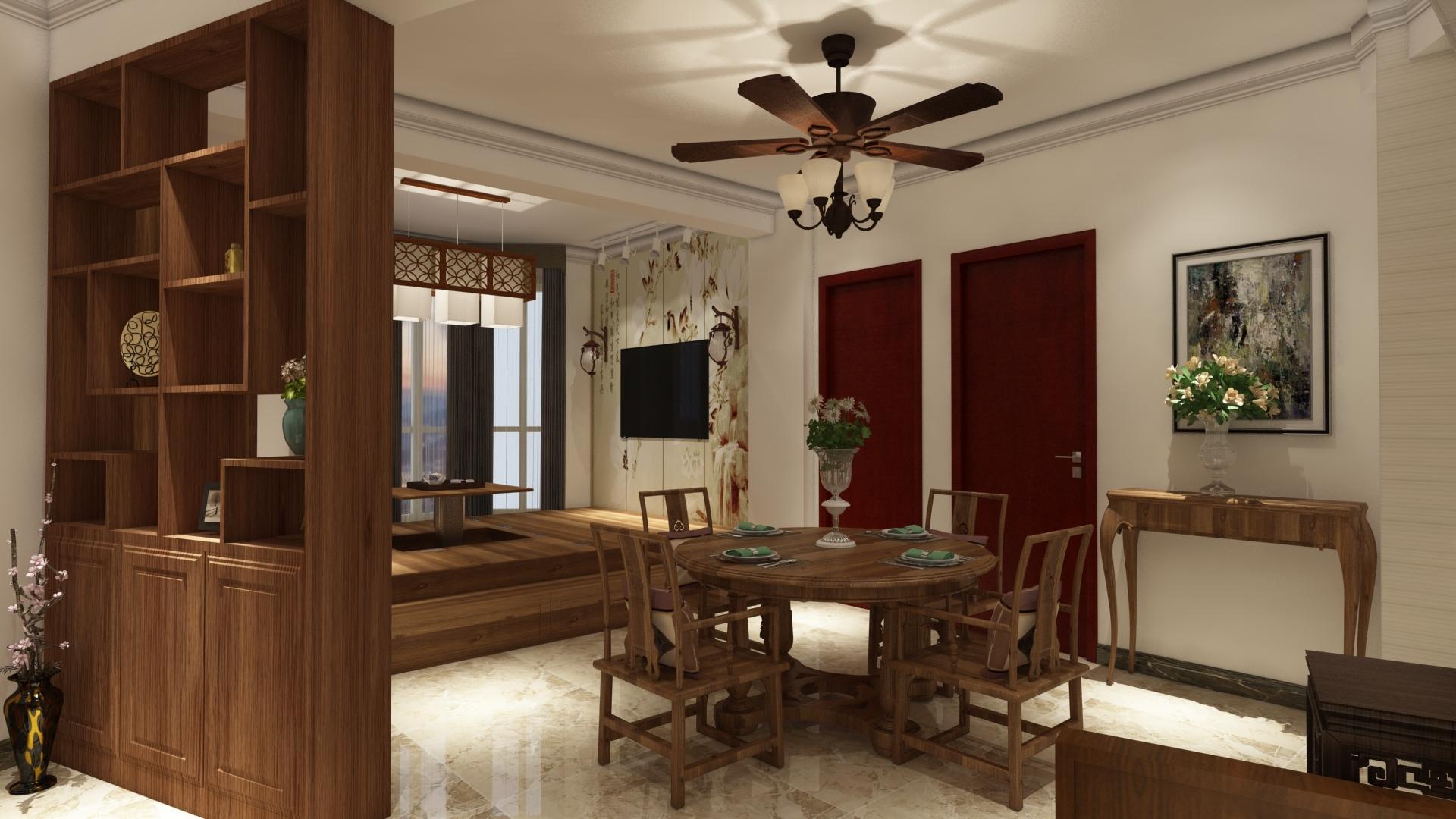 这是我9万元装修出来的98平米二居室,大家看看亏不亏!-君临天下装修