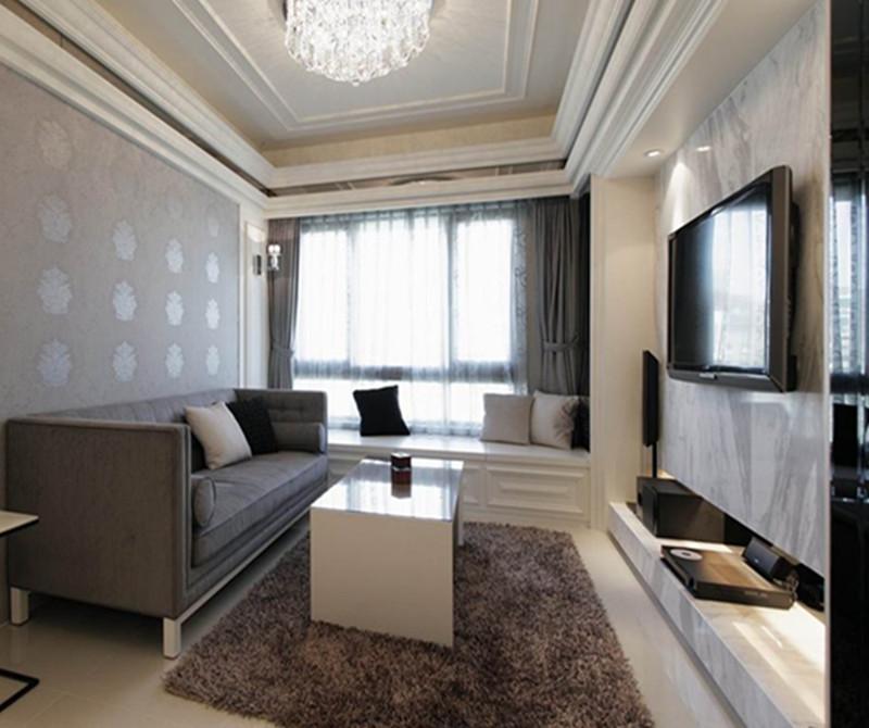 17万块钱装修的107平米的房子,新古典风格简直太美了!-COSMO天廊装修