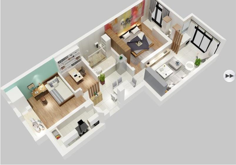 """我的设计理念是""""一切随心,用心去感悟空间""""。把每次客户的房子当做自己的房子,把客户的要求当做是自己的要求,用自己的心去感受客户的心,然后在用设计理念把客户的要求最舒适的体现出来,这样客户才会感到舒适。然后通过的后续的合作,达成双赢。"""