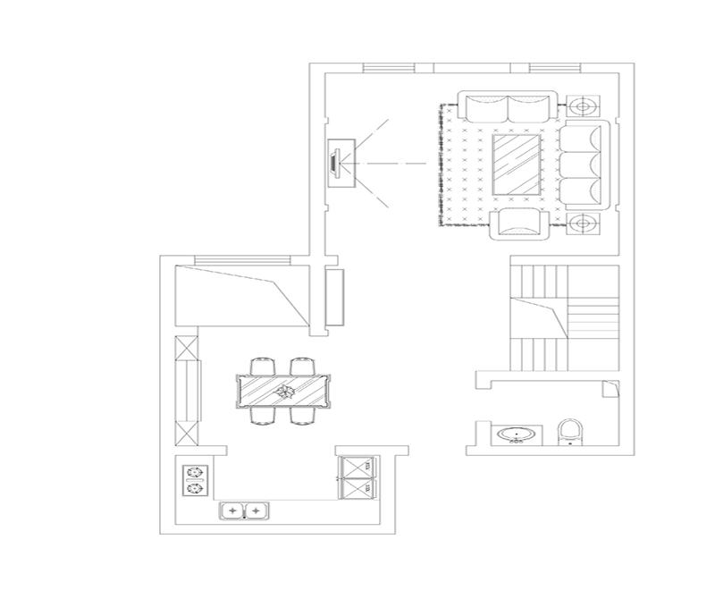 现代简约风格,顾名思义,就是让所有的细节看上去都是非常简洁的。装修中极简便是让空间看上去非常简洁,大气。装饰的部位要少,但是在颜色和布局上,在装修材料的选择配搭上需要费很大的劲,这是一种境界,不是普通设计师能够设计出来的。