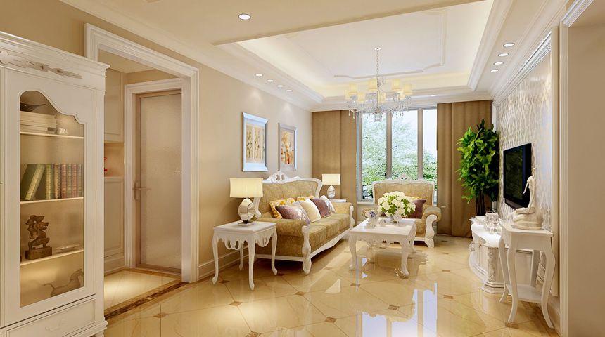 材质选择上多倾向于较硬、光挺、华丽的大理石材质。厨房的面积较大,操作方便,功能强大。厨房的多功能还体现在家庭内部的人际交流多在这里进行,这两个区域会同起居室连成一个大区域,成为家庭的重心
