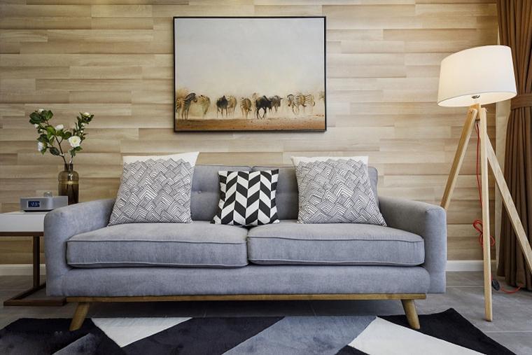 """北欧风一直秉承着""""少即是多""""的理念被赞誉为""""好的设计""""、""""经典设计"""",它将现代主义设计思想与传统设计文化相结合,产品实用又强调人文因素,从而室内环境产生一种富有""""人情味""""的家居氛围。?"""