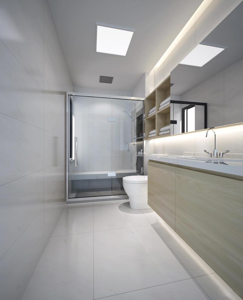 中海誉城别墅父母洗手间
