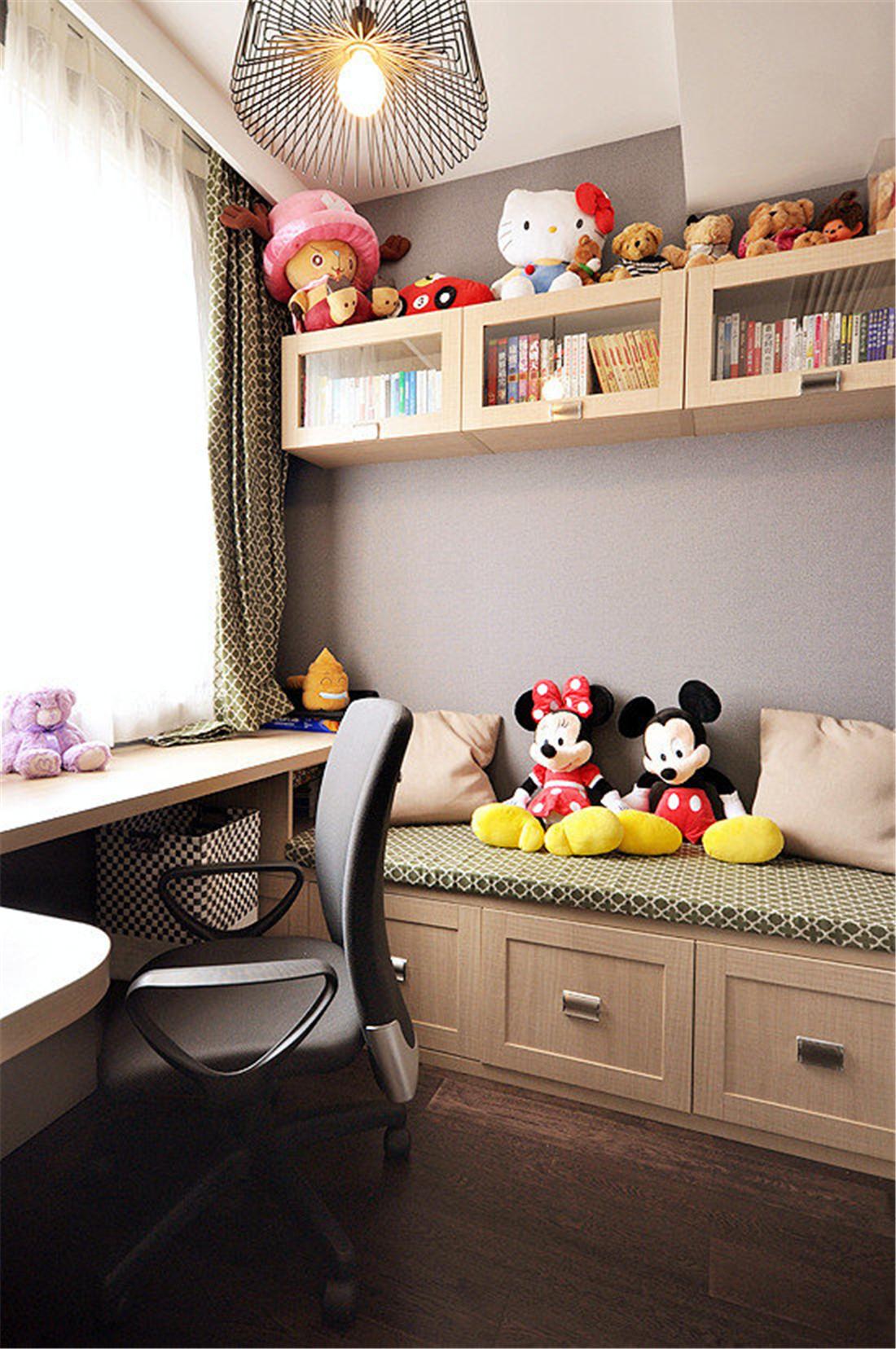 儿童房,很舒适