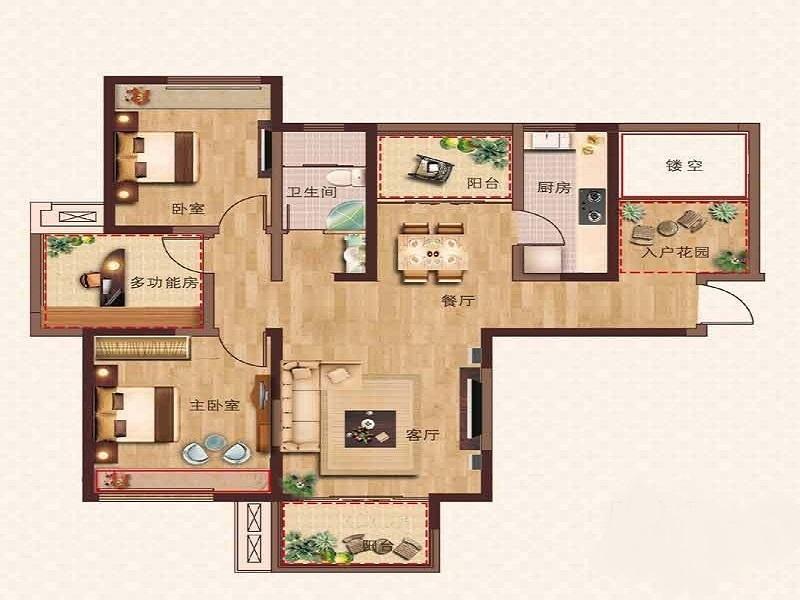 现代简约风格源于西方的现代主义风格,提倡形式追随功能,就是讲究功能第一,花里胡哨的装饰物可以抛开不要。该设计的特色是将房屋的原材料、色彩搭配、灯光照明等进行最大化的简化!但就是这些相当简单的家居装饰,通过设计师的编排设计,往往可以起到很好的视觉效果。并且现代简约风格几乎是所有装修风格里最省钱的一种,所以受到广大消费者的喜爱。?