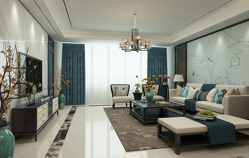 中式风格装修都以它气势恢弘、壮丽华贵、高空间等风格特点吸引无数人的眼球、震撼无数人的心。中式风格的室内装修包括了客厅、餐厅、卧室等家居空间的装修设计。