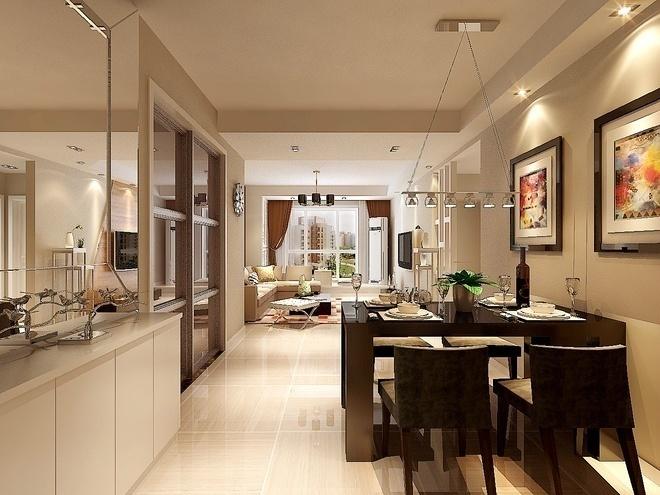 """现代简约风格设计定位:家是心灵的港湾。随着人们在旅游中感受到简约的魅力,""""简约但并不简单的装饰风格""""。当疲惫的身心对家的依恋越发强烈,人们想要的是轻松、自由的环境,""""现代简约风格""""自然就成为家居设计的一种风尚。注重大小色块间的组合,地域性的后期配饰融入设计风格之中。"""