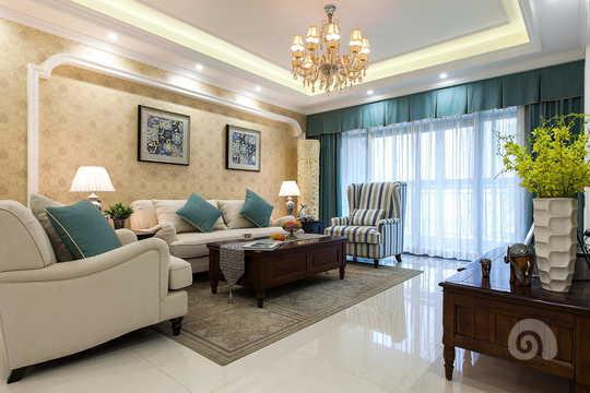 生活如此快捷,家则是我们心灵和生活中的港湾,家需要的不是如同商业中心那样的夸张,也不是星级酒店那样的标准化,那是一种空间中的生活幸福感!