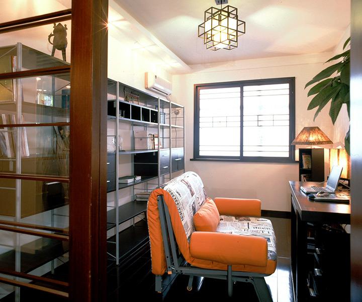 书房和茶室则是一种文化的沉淀,可以用来细细品味生活的乐趣。