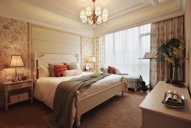 美式风格是近几年人们比较偏爱的风格,没有欧式的过于奢华,却是大气而有内涵,将家的舒适度做的非常到位,业主非常喜欢美式风格,为此专门安排了最擅长美式风格的设计师为业主设计。