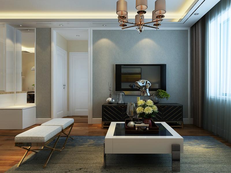 将设计的元素、色彩、照明、原材料简化到最少的程度,但对色彩、材料的质感要求很高。因此,简约的空间设计通常非常含蓄,往往能达到以少胜多、以简胜繁的效果。