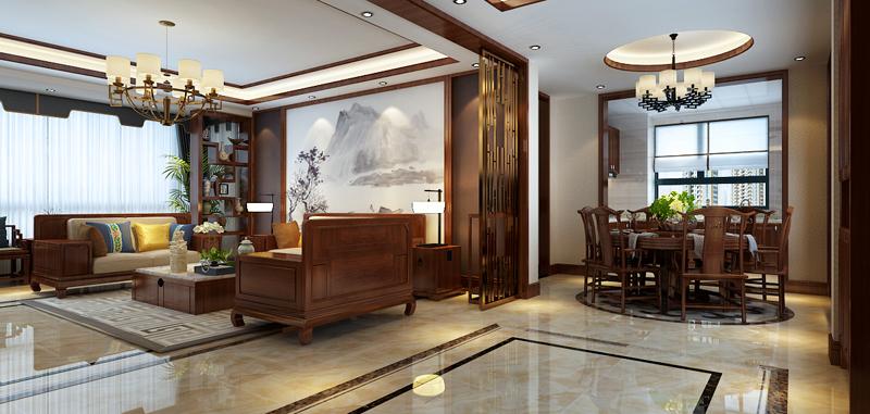 新中式风格设计,既是中国传统风格文化与现代时尚元素的融合与碰撞,又是在中国当代文化理解基础上的现代设计。
