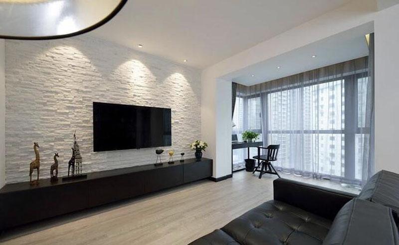 现代设计寻求的是空间的实用性以及灵便性。居室空间是依据互相间的功能瓜葛组合而成的,而且功能空间互相渗入,空间的应用率到达最高。