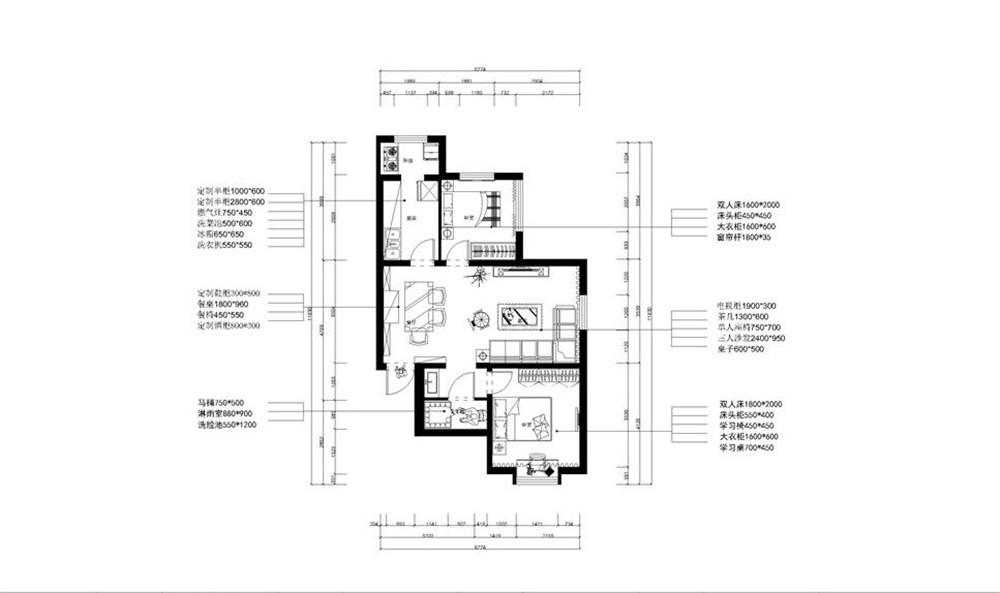这套房型为两室两厅一厨一卫,两间卧室窗口宽大,真正实现内外相融,窗外环境一览于眼底,全明设计,采光通风俱佳,布局合理,动静分明,功能分区,生活舒适,两间卧室独立分开,增加私密性,大开间客厅,方正的布局,厨房宽敞,另外带有一个宽敞的大阳台,采光很好,设计人性化,有利于观景,室内无狭小难利用的空间,大阳台具有通风和晾晒衣物,种植花草等功能,卫生间干湿分离。厨房与餐厅紧密相连,方便用参与备餐,均有明窗,通风,采光都很好,油烟,潮气会被风吹走,难以在室内停留,利于身心健康。总体来说是一个不错的户型。
