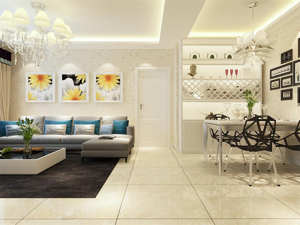 此户型为金地艺境三室两厅一厨一卫105㎡户型。风格定位为现代简约。现代风格外形简洁、功能强,强调室内空间形态和物检的单一性、抽象性。现代简约风格,顾名思义,就是让所有的细节看上去都是非常简洁的。
