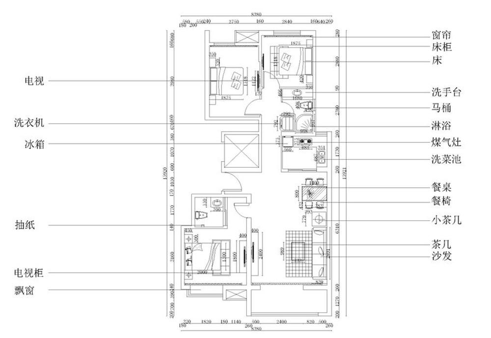 餐厅的下方是客厅,空间较大,有阳台,具备采光条件,通风条件不错。餐厅的上方是一个厨房,空间较小,有窗户,具有采光条件。厨房的上方是卫生间,处于过道的右手边,有个窗户,具备采光条件。主卧室位于户型的左下角,空间较大,有个卫生间,有窗户,采光较好。厨房上方的卫生间的上方有一个卧室,有窗户,具备采光条件。卧室的左方也是个卧室,有窗户,采光条件良好。此户型的总体布局是比较完整的,公共空间充足,采光条件比较不错,空气流通条件也比较不错。