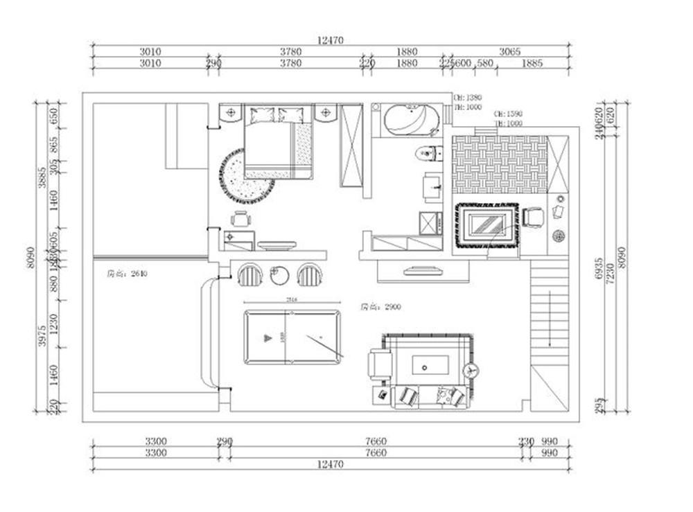 各个空间方正,后期空间利用率高。全明通透的户型,居住舒适度较高。整个空间有充足的采光,这一点对于后期居住,尤其重要。整个户型空间布局合理,方便后期生活。厨房作为主要的污染源有独立的大窗户,客餐厅为一体大大的提升了空间的利用。卧室作为较为重要的休息空间,尺寸合适,有利于主人更好的休息;客厅作为重要的会客空间,尺寸合适,能够保证主人会客需求。卫生间和厨房作为重要的功能区间,尺寸合适,能够很好的满足主人生活需求。