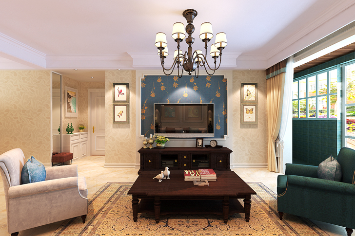 装修设计——现代装修,越来越多的人选择混搭的装修风格,混搭风格糅合东西方美学精华元素,将古今文化内涵完美地结合于一体,充分利用空间形式与材料,创造出个性化的家居环境。混搭是一门艺术,可以将业主自己的喜