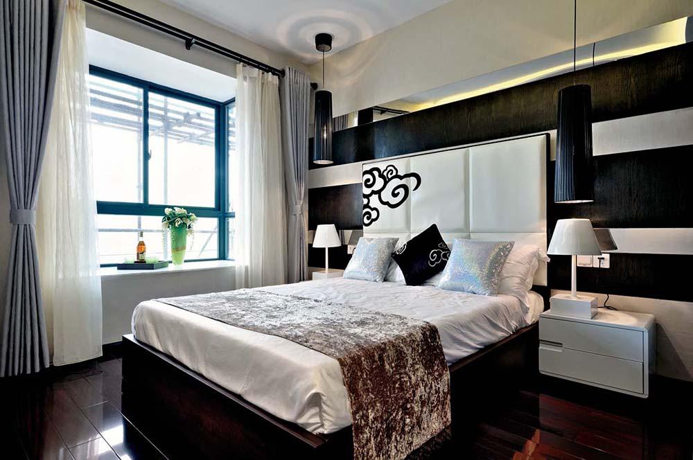 港式-卧室