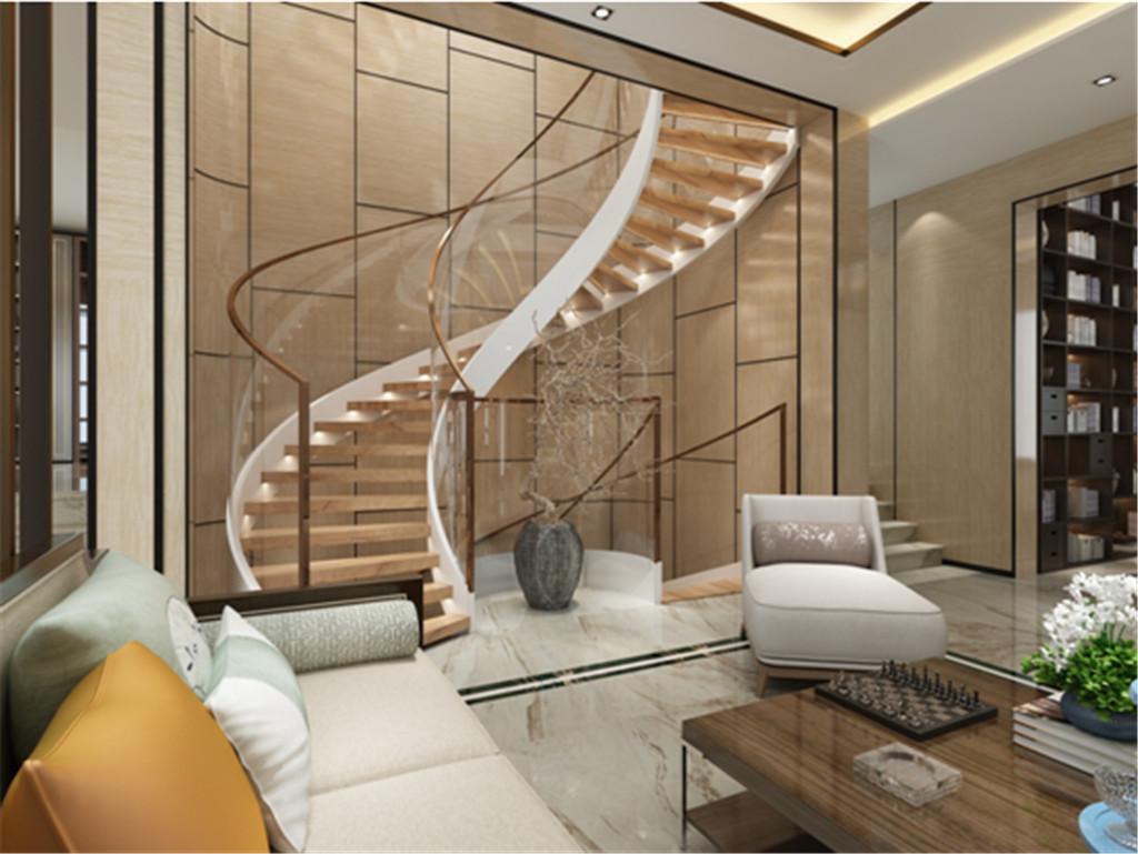 灵动的空间布局更体现设计师对于整个空间的把控,完美的诠释现代所带给业主的居住体验,更加舒适的融入居室,融入家。