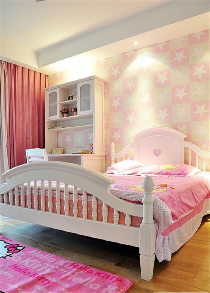 现代简约-儿童房