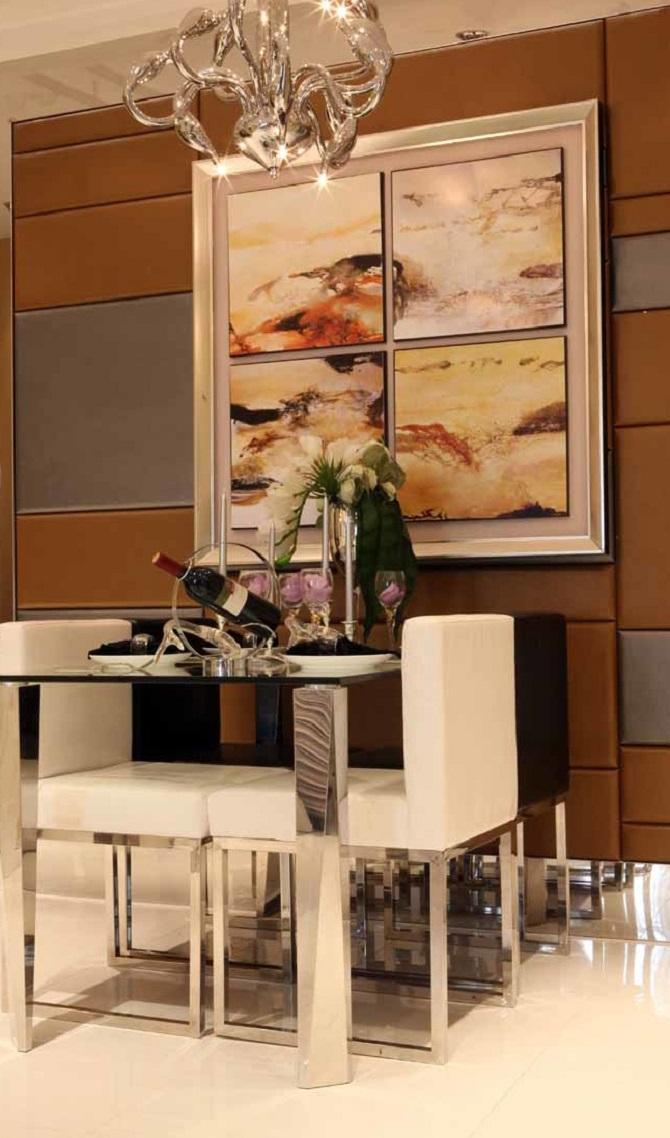 现代-餐厅
