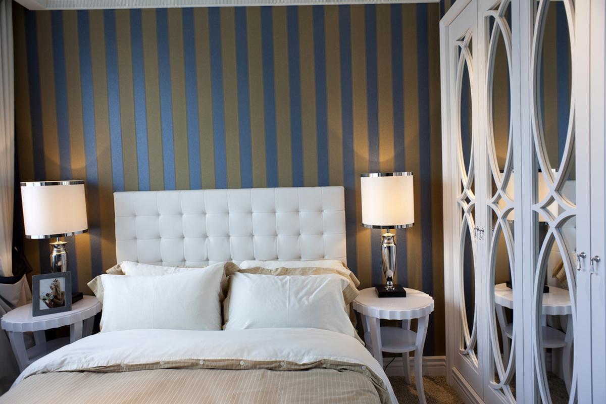 简欧风格装修设计简单、自然的生活空间却能让人身心舒畅,感到宁静和安逸。
