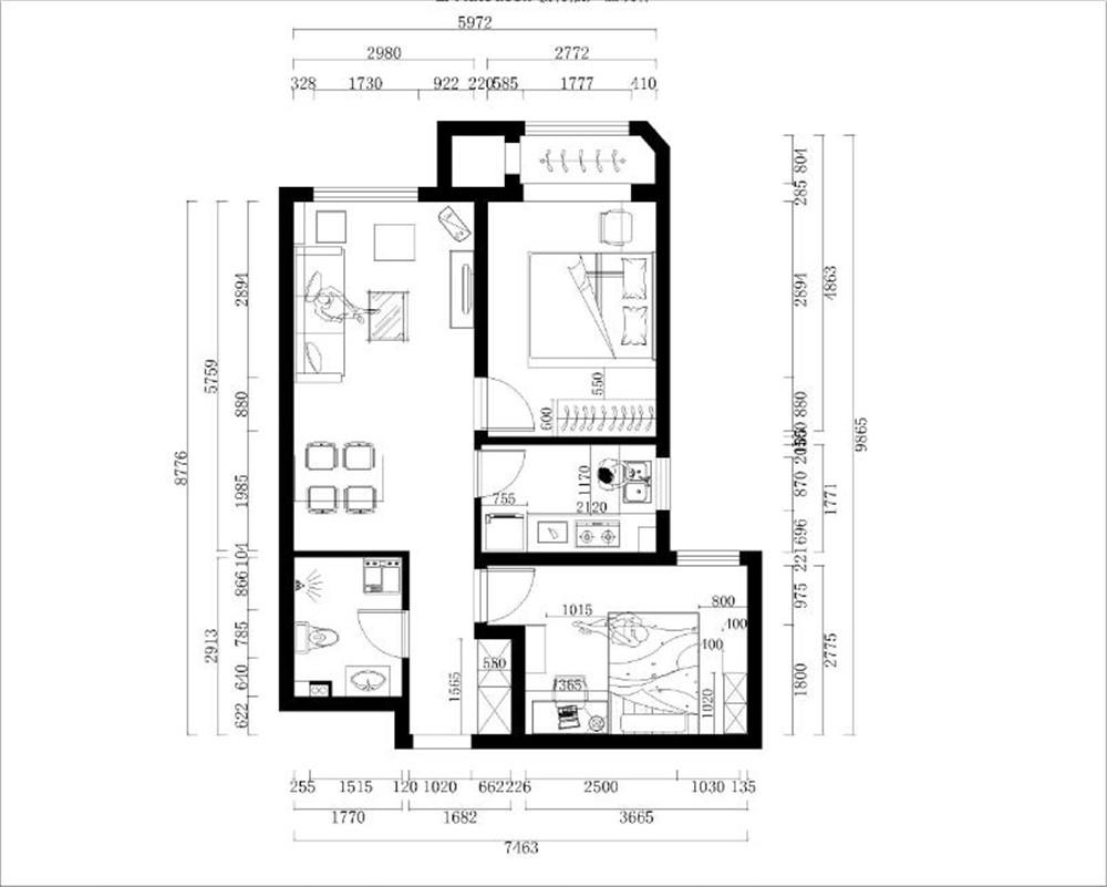 现代风格,追求时尚与潮流,非常注重居室空间的布局与使用功能的完美结合。现代主义也称功能主义。