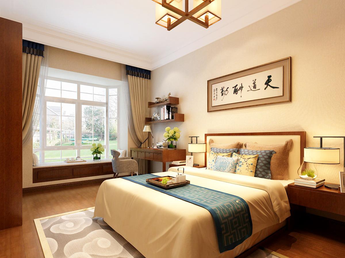 397平米六居室以上装修秘籍 中式古典全包300万!-大华·紫郡装修