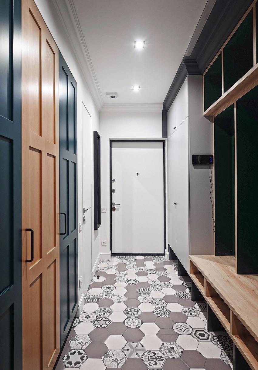99平米三居室如何装修 现代简约半包5万!-金科时代中心装修