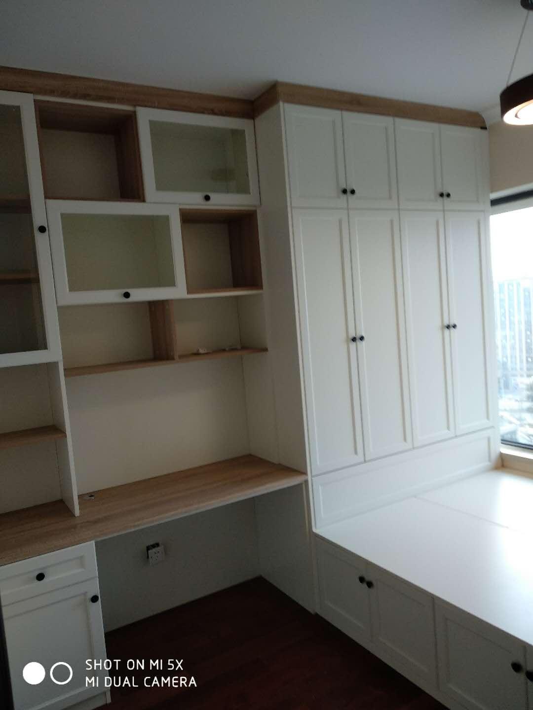 144平米四居室装修案例 现代美式全包5万!-万科国宾润园装修