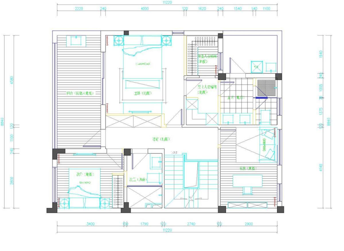案例介绍:本案融合了简约、新中式及简欧的混搭设计打造,客厅的采光度十足,设计师采用以现代简约风格为主,香槟色空间基调下搭配以独具个性化的软装家饰,营造出空间丰富的层次感。书房则采用现代中式风格手法打造出禅意静谧感,在其余空间同样延续风格,整体空间和谐雅致,经久耐看。