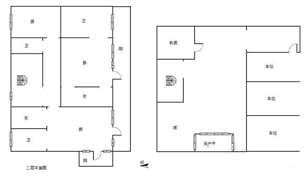 欧美风情六居室以上装修效果图470平米150万欧美风情六居室以上装修案例大全 杭州装修设计 杭州房天下家居装修网