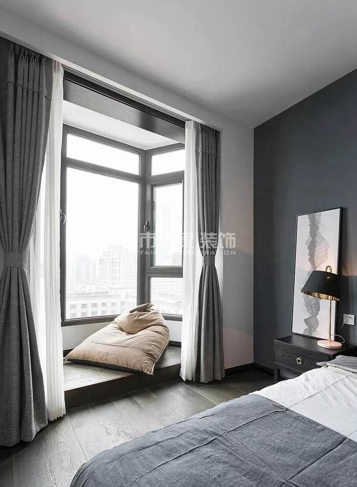【装修施工】:15502915482【设计墙纸】:西安粉色人家预约【设计图片窗帘配色城市单位图片