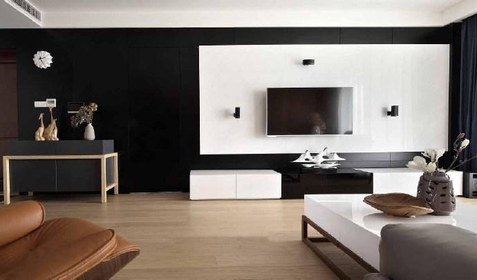我家装修的132.38平米现代简约风格,全包花了11万元,值不值?-金科·集美嘉悦装修