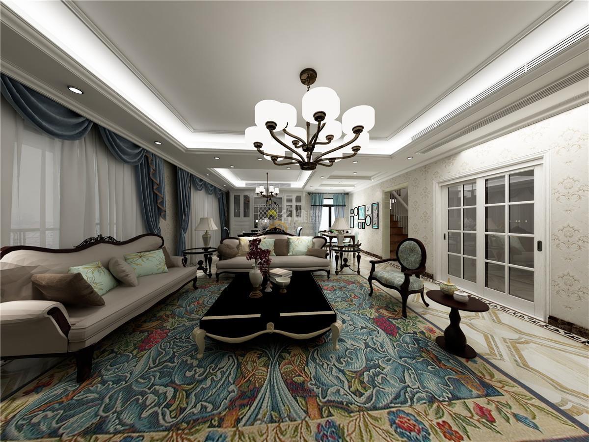 媳妇花50万元就把174平米的房子装修好了,大家觉得怎么样?-壹方中心玖誉装修