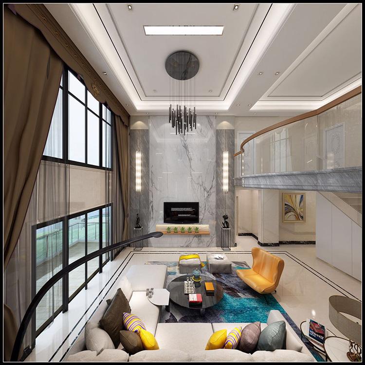 90后教你如何用8万元装修出88平米的房子!-新城香悦半岛装修