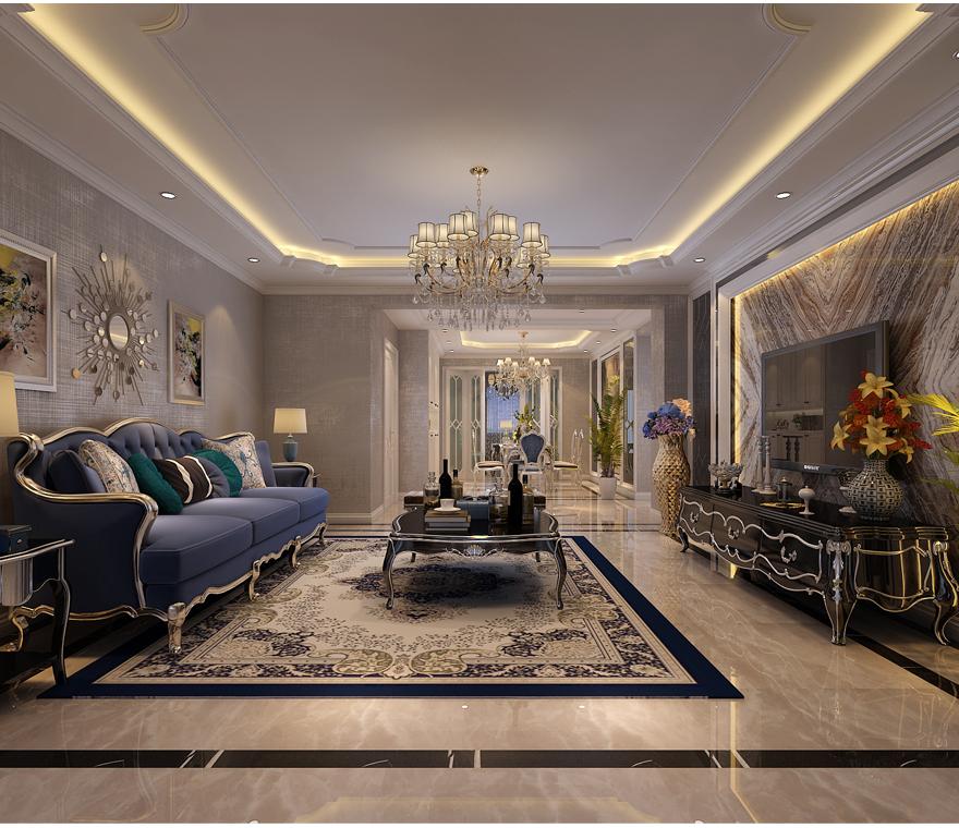 189平米的四居室装修价格是多少?全包36万能装修成什么效果?-华润置地悦府装修