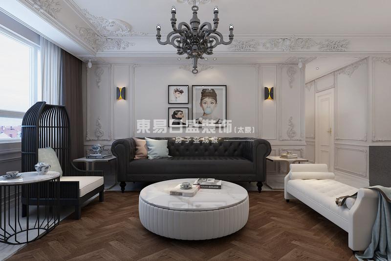 153平米的房这样装修好看100倍,现代简约风格惊艳众人!-华润悦府装修