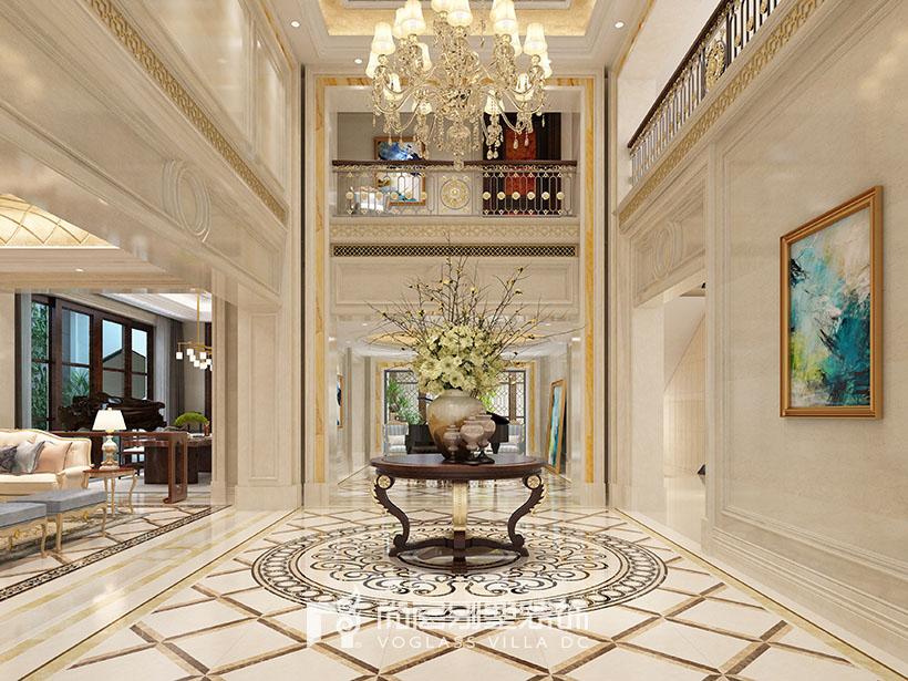 1100平米的房这样装修,空间大了1倍,装修只花了330万!-恒大滨江御府装修
