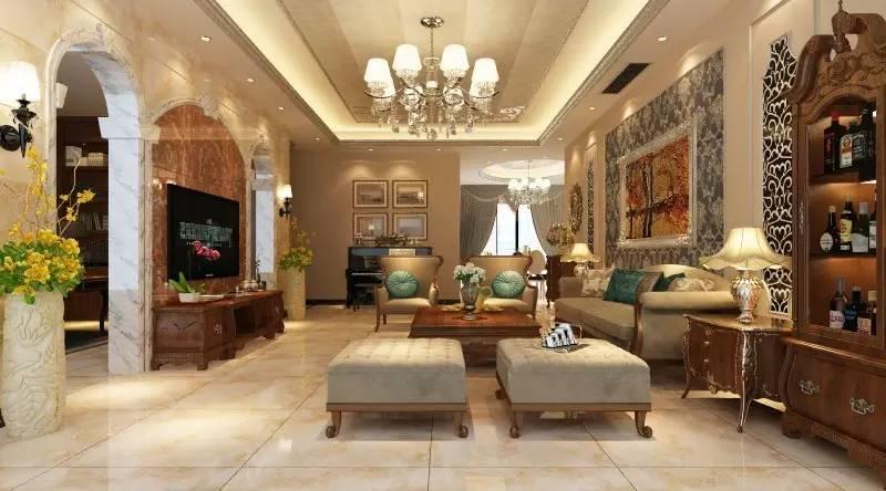 90后教你如何用28万元装修出177平米的房子!-碧桂园保利海悦天境花园装修