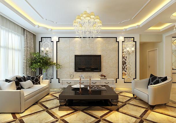 15万块钱装修的112平米的房子,现代简约风格简直太美了!-纽宾凯国际社区装修